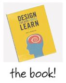 About the book Design For How People Learn