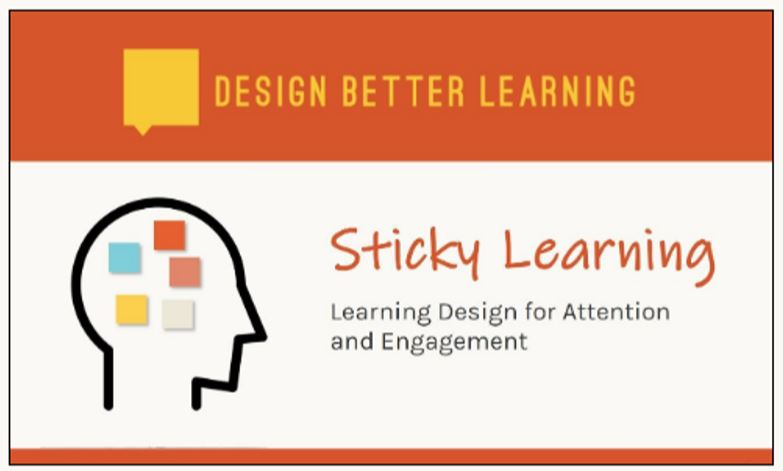 Sticky Learning Main Course Page